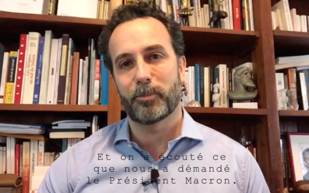 Vidéo : Venez militer pour la France de demain des Forces Françaises de l'Industrie !