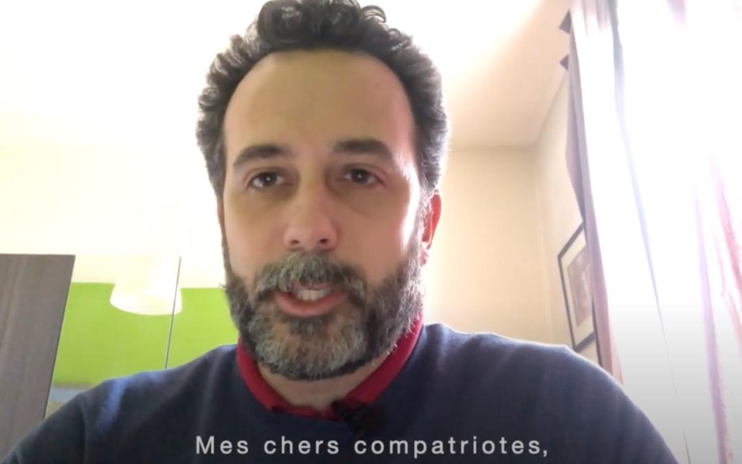 Video : L'industrie c'est la vie ! Répondez à l'appel des Forces Françaises de l'Industrie.